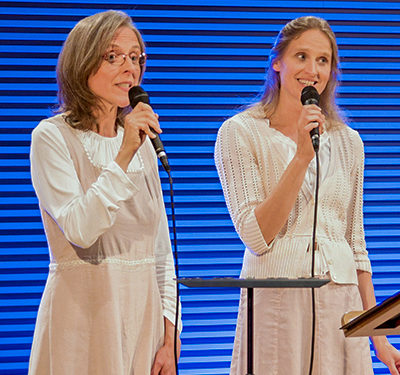 Konzert Anja Schraal Beathe Krueger